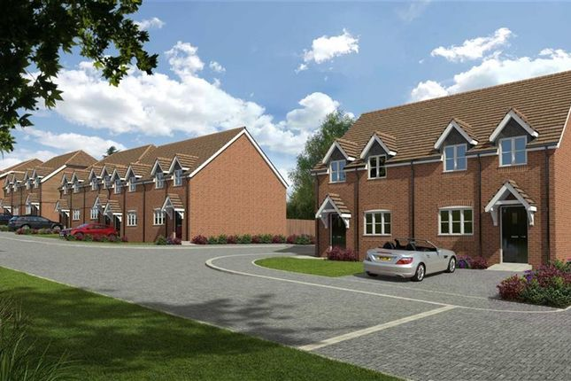 Thumbnail Semi-detached house for sale in Burbages Lane, Longford, Coventry