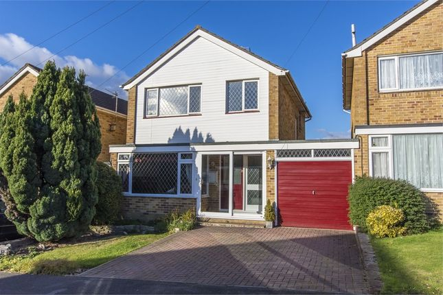 Thumbnail Detached house for sale in Selhurst Way, Fair Oak, Eastleigh, Hampshire