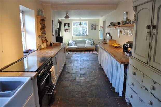 Family Kitchen of Black Hall Mill, Juniper, Hexham NE47