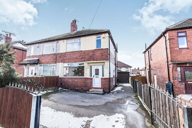 Thumbnail Semi-detached house to rent in Sandway, Leeds