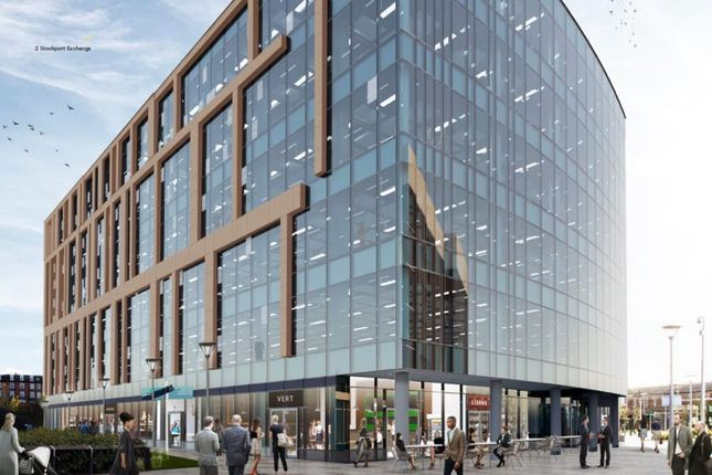Thumbnail Office to let in 2 Stockport Exchange Station Road, Stockport