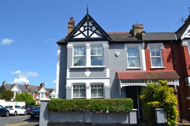 Thumbnail End terrace house for sale in Beech Hall Road, Highams Park