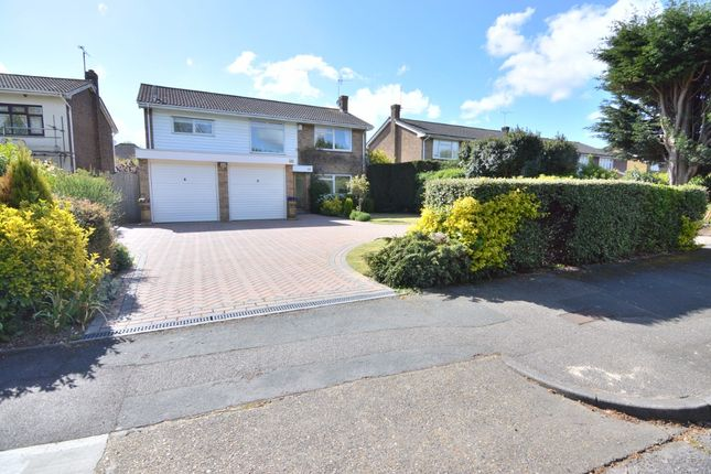 Thumbnail Detached house for sale in Shoebury Road, Southend-On-Sea