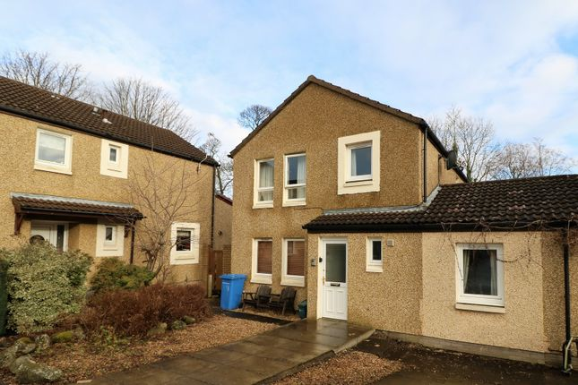 Thumbnail Link-detached house for sale in Burghmuir Court, Linlithgow