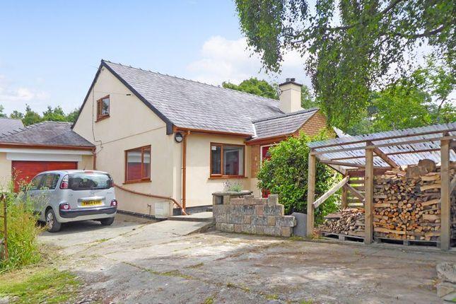 Thumbnail Detached house for sale in Pendinas Estate, Tregarth, Bangor
