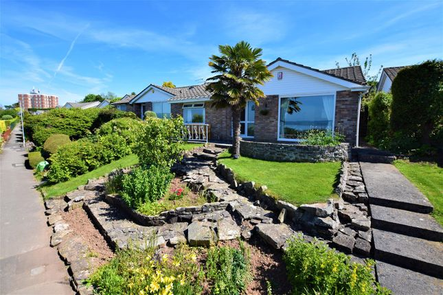 Thumbnail Detached bungalow for sale in Admirals Walk, Portishead, Bristol