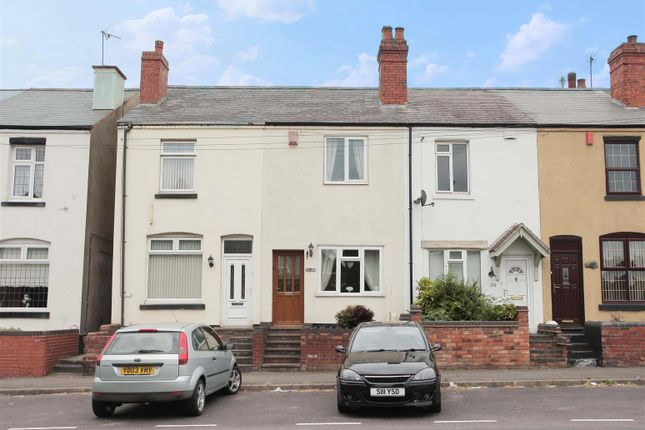 Thumbnail Terraced house for sale in Daw End Lane, Rushall, Walsall