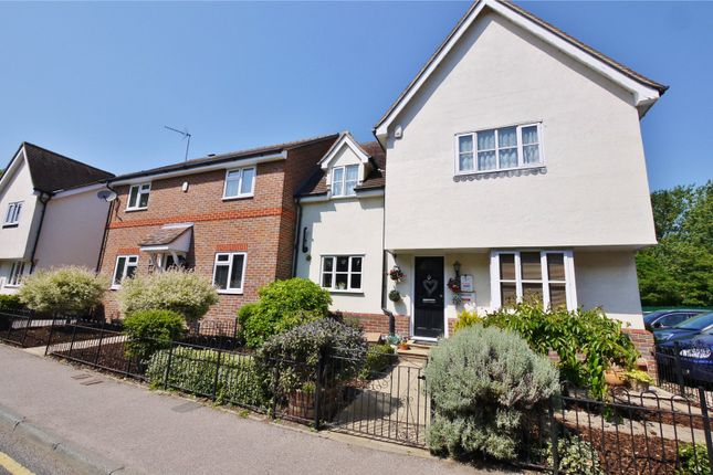 Thumbnail Semi-detached house for sale in Oakland Mews, Greenstead Road, Ongar, Essex