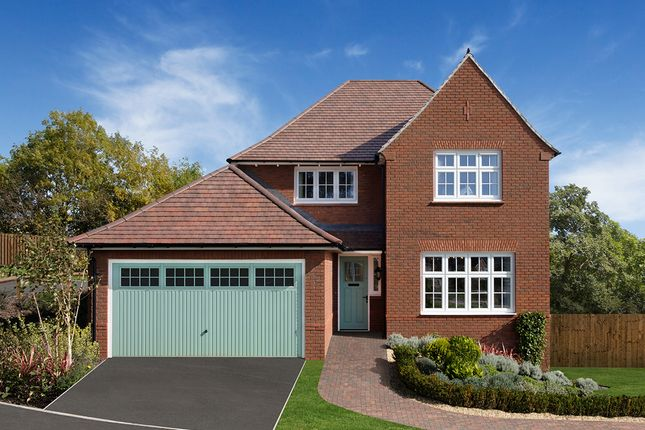 "Thumbnail Detached house for sale in ""Welwyn"" at Ledsham Road, Little Sutton, Ellesmere Port"