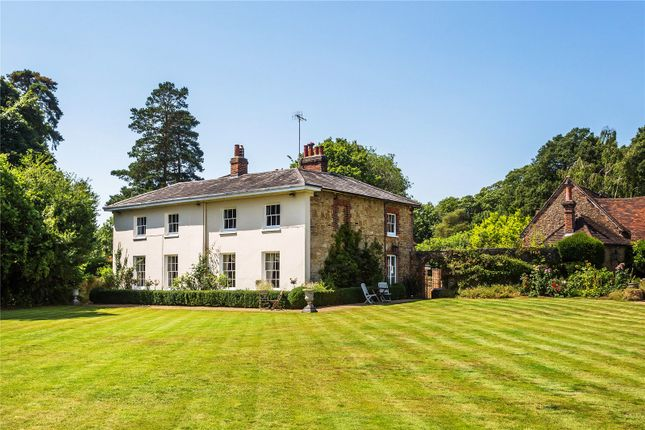 Thumbnail Detached house for sale in The Street, Wonersh, Guildford, Surrey