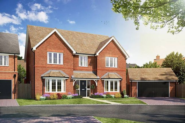 """Thumbnail Detached house for sale in """"The Solville"""" at Littleworth Road, Benson, Wallingford"""