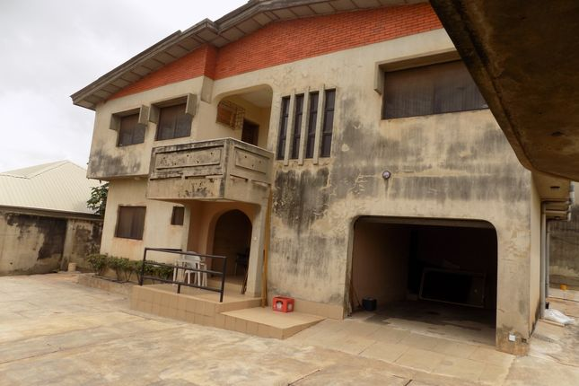 Thumbnail Detached house for sale in Detached Duplex With Certificate Of Occupancy, Akobo, Nigeria