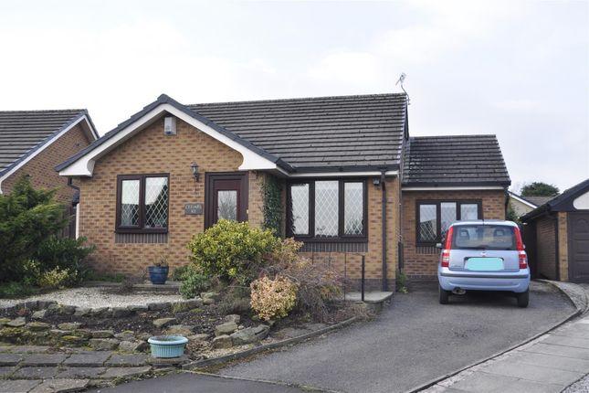 Thumbnail Detached bungalow for sale in Meadowcroft, Mottram, Hyde