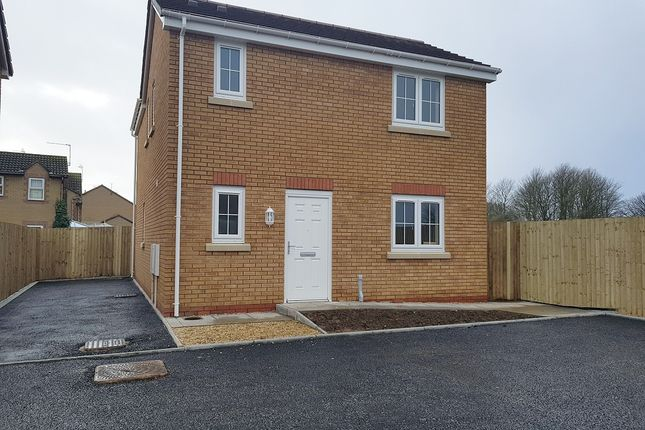 Thumbnail Detached house for sale in Plot 3, Tythegston Court, Nottage, Porthcawl