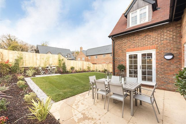 Thumbnail Semi-detached house for sale in Plot 17, The Foxley, Saint's Hill, Saunderton, High Wycombe, Buckinghamshire