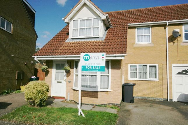4 bed semi-detached house for sale in Aldwell Close, Wootton, Northampton
