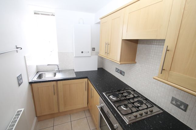 Thumbnail Flat to rent in Durnford Street, Plymouth