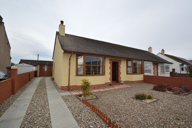 Thumbnail Bungalow for sale in Underwood Road, Prestwick, South Ayrshire