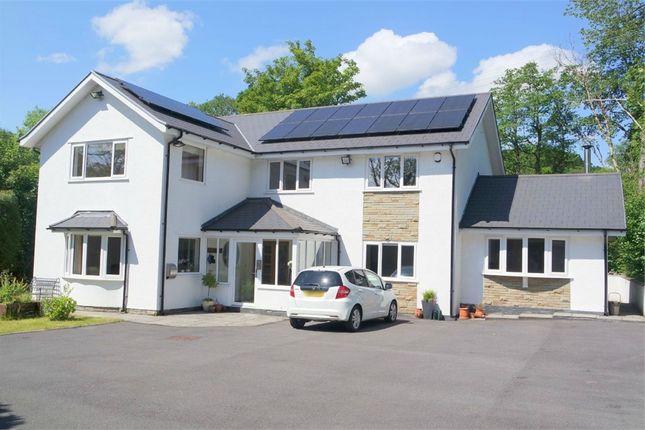 Thumbnail Detached house for sale in Y Derw Garth Fach, Llangynwyd, Maesteg, Mid Glamorgan