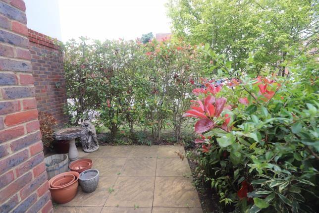 Rear Courtyard of Dene Heights, 1A Stanstead Close, Caterham, Surrey CR3