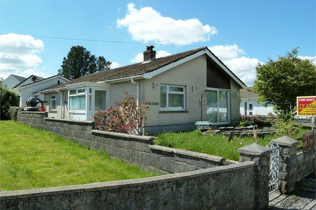 Thumbnail Detached bungalow for sale in Swyn Yr Awel, Hermon, Glogue, Pembrokeshire
