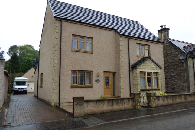 Thumbnail Detached house for sale in Land Street, Rothes, Aberlour, Moray
