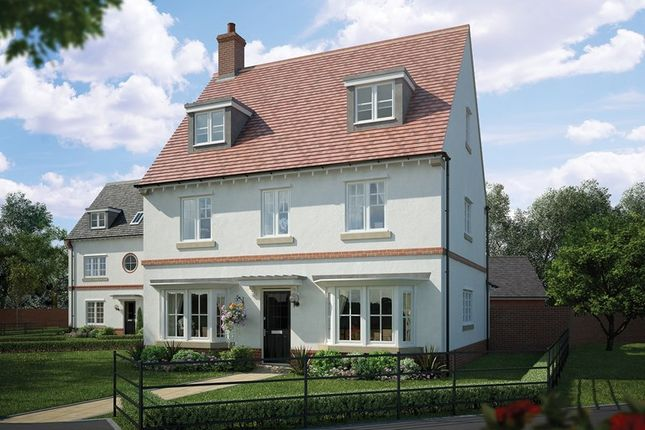 Thumbnail Detached house for sale in Boxted Road, Colchester Essex