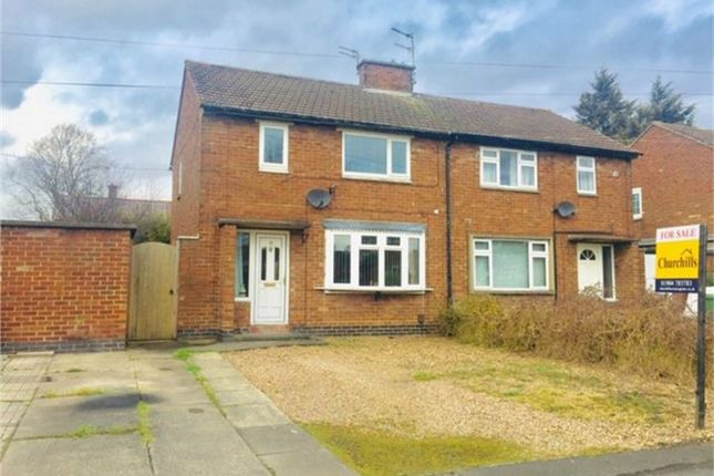 Thumbnail Semi-detached house for sale in St. Stephens Square, York