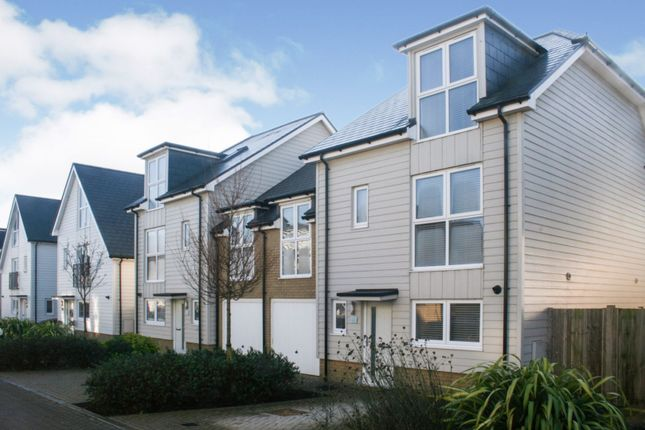 Thumbnail Semi-detached house for sale in Trinity Drive, Folkestone