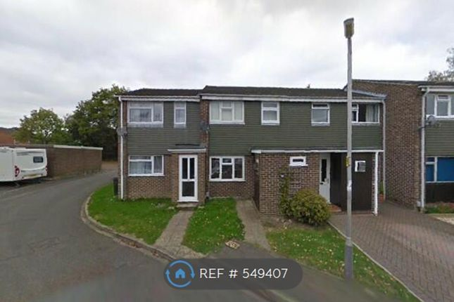 Thumbnail End terrace house to rent in Flecker Close, Thatcham