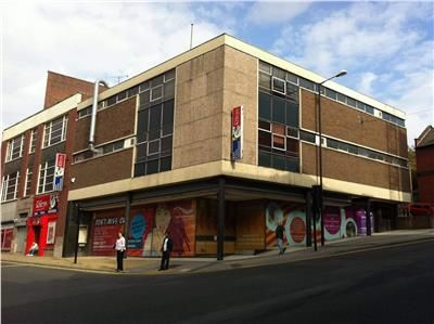 Thumbnail Commercial property for sale in 15-21 Doncaster Gate, Rotherham, South Yorkshire