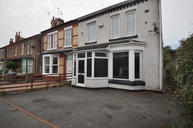 Thumbnail Semi-detached house for sale in Heathbank Avenue, Wallasey