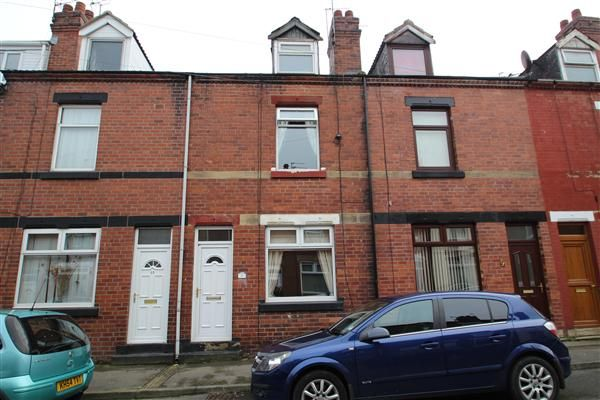 Thumbnail Terraced house to rent in Edna Street, South Elmsall, Pontefract