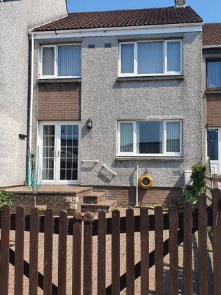 Terraced house for sale in Gala Park, Lockerbie