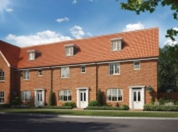 Thumbnail Terraced house for sale in Church Hill, Saxmundham, Suffolk