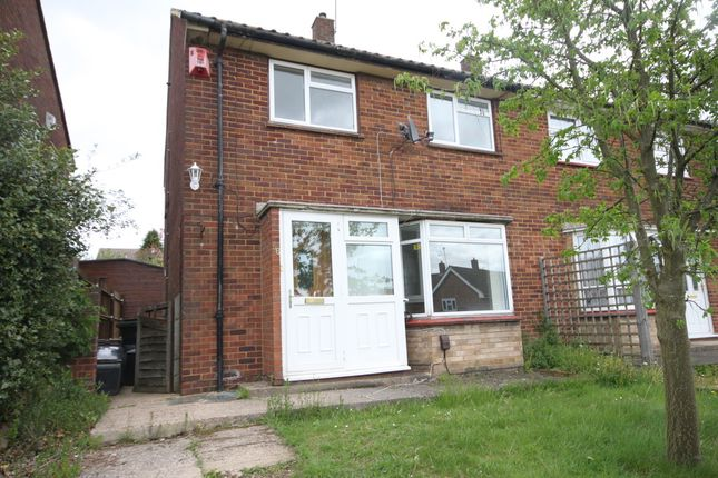 Thumbnail Semi-detached house to rent in Kirkwood Road, Luton