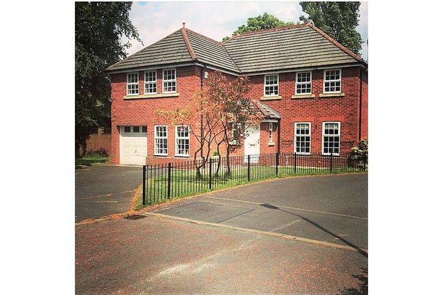Thumbnail Detached house for sale in Wesley Hall Gardens, St. Helens