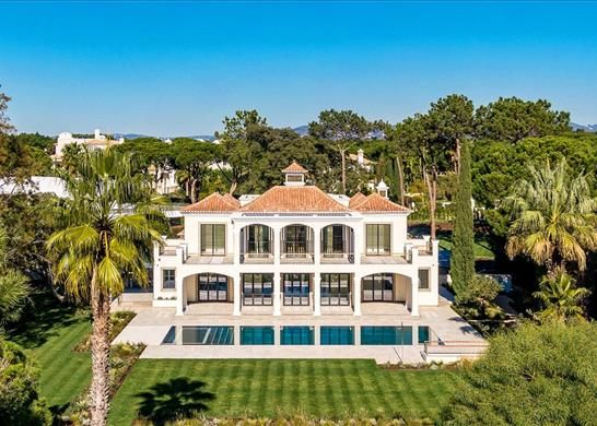 Thumbnail Detached house for sale in Quinta Do Lago, 8135-024 Almancil, Portugal