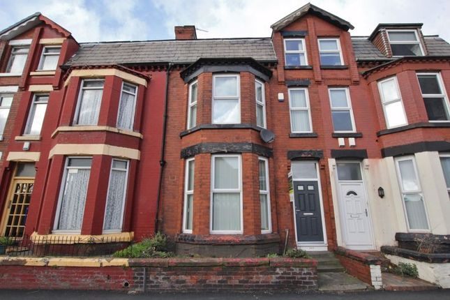 Thumbnail Terraced house for sale in Kensington, Kensington, Liverpool