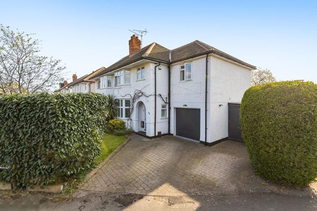 4 bed semi-detached house for sale in Church Road, Byfleet, West Byfleet KT14