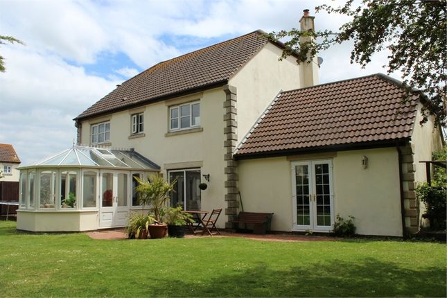 Thumbnail Detached house for sale in The Boundaries, Lympsham, Weston-Super-Mare
