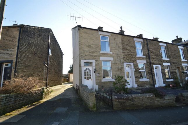 Thumbnail End terrace house for sale in 335 Hadfield Road, Hadfield, Glossop, Derbyshire