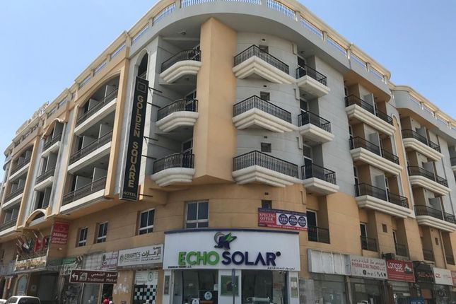 Thumbnail Block of flats for sale in Golden Square, Souq Naif, Deira, Dubai, United Arab Emirates