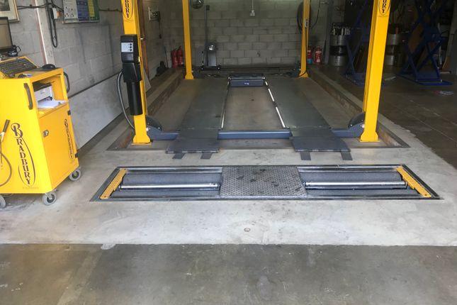 Thumbnail Parking/garage for sale in Ure Bank Maltings, Ripon