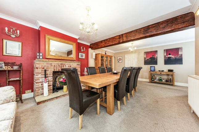 Dining Room of Sturry Hill, Sturry, Canterbury, Kent CT2