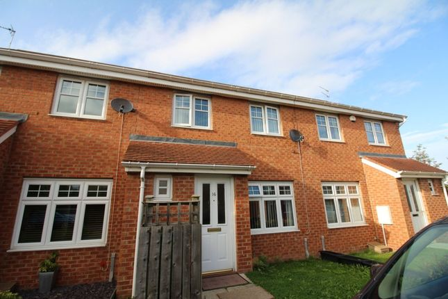 Thumbnail Semi-detached house for sale in Lyons Court, Gateshead