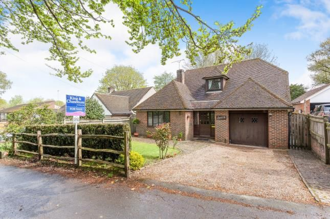Thumbnail Bungalow for sale in Sandhill Lane, Crawley Down, West Sussex