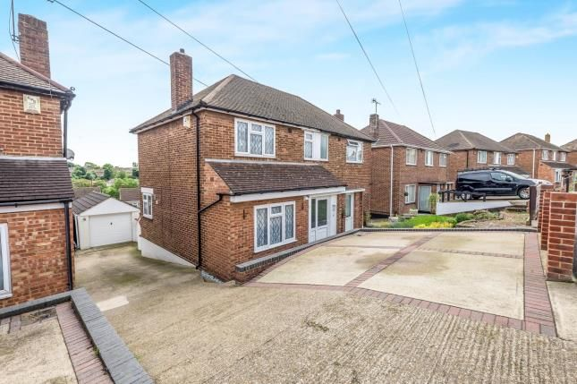 Thumbnail Semi-detached house for sale in Barberry Avenue, Chatham, Kent