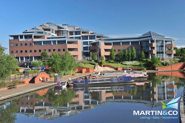Thumbnail Flat for sale in Landmark, Waterfront West, Brierley Hill