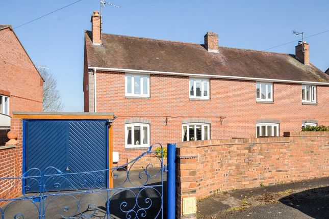 Thumbnail Semi-detached house to rent in Wigmore Street, Leominster
